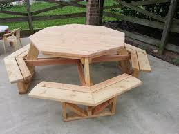 great octagon patio table furniture ideas octagon patio table with 12 person chairs and furniture decorating