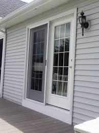 sliding patio door exterior. Sliding Glass Doors Siding Roofing Exterior Patio Door
