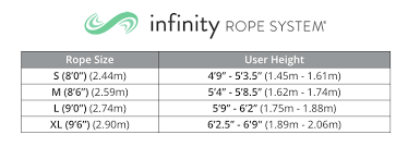 Rope Size Chart Crossrope Q A All Of Your Jump Rope Questions Answered