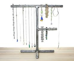 Earring Display Stand Diy necklace display stand smartfome 91