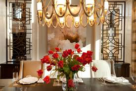 Hamptons Inspired Luxury Home Dining Room Robeson Design - House and home dining rooms