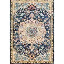 abagail aviana blue 13 ft x 15 ft oversize rug