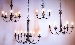 candle chandelier diy outdoor