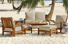 wood patio furniture with cushions. Modren Wood Patio Winsome Outdoor Wood Patio Furniture Fabulous Teak Set White Wooden  Table Furniture Throughout With Cushions O