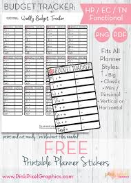 Free Budget Download Pin On Free Printables