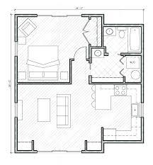 One Bedroom Cottage Plans One Bedroom Floor Plans New Best 1 Bedroom One  Bedroom Cottage Plans ...