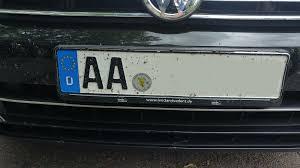 A Wofür Steht Das Auto Kennzeichen A Autokennzeichen Info