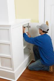 Invisible Cabinet Hinges How To Install Concealed Euro Style Cabinet Hinges This Old House