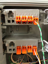 correctly wiring indoor network panel (att uverse router att uverse wiring in the house at Att Uverse Phone Wiring Diagram