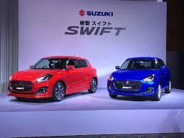 new car launches zigwheelsAllNew Suzuki Swift Launched In Japan  ZigWheels