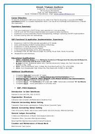 Sap Mm Resume Samples Sap Mm Resume Format Fresh Sap Bo Syllabus