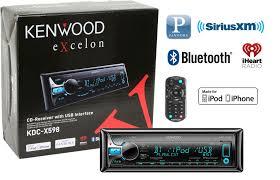 kenwood kdc x599 wiring harness kenwood image kenwood excelon kdc x598 cd receiver kdcx598 in dash cd receiver on kenwood kdc x599 wiring