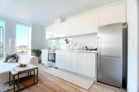 apartment kitchen ideas. Fine Apartment Studio Apartment Kitchen Astonishing Images Of Decoration Design  Ideas Terrific White Using  With H