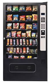 Cheap Snack Vending Machines Interesting Series 48 Snack Vending Machine With IVend Give Employees And