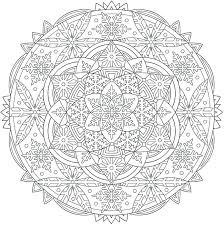 Best Mandala Color Pages Images On Coloring Books Mandala Color