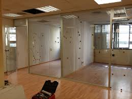 aluminum office partitions. Office Partition Structure Made Of Aluminum And Glass Carpinter%c3%a3%c2% Partitions