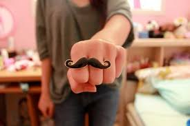 Bed, Bedroom, Moustache, Mustache, Pink, Ring