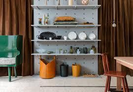 new craftsmen studio pegboard wall