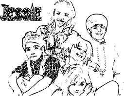 Channel Coloring Pages To Print Disney Channel Image Coloriage