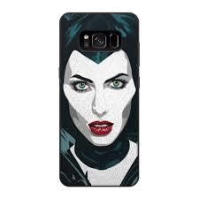 Чехол для Samsung Galaxy S8, объёмная печать Maleficent ...
