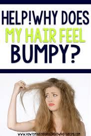 high porosity can make hair feel py