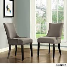catherine moroccan pattern fabric parsons dining chair by inspire q set of 2 sky blue set of 2 rubberwood home moroccan pattern