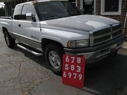 TBAR TRUCKS - 1997 Dodge RAM 1500 EXTENDED CAB