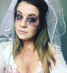 diy zombie makeup toilet paper beautiful 7 best costumes images on