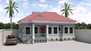 Small Picture 3 Bedroom Bungalow House Designs In Nigeria YouTube