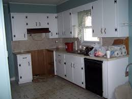 Redo Old Kitchen Cabinets Cabinets Bathroom Cabinets Flat Front Kitchen Cabinets Update