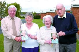Diamond Jubilee story: Bodenham neighbours celebrate 60 years of marriage |  Hereford Times