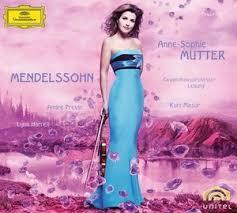 <b>MENDELSSOHN</b> Violin Conc. <b>Mutter</b> - 1 CD + 1 DVD - Buy Now