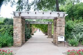 fort worth botanical gardens wedding