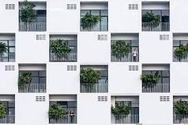 office facade. Hiroyuki Oki And Hoang Le By Dezeen Office Facade