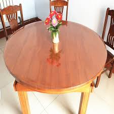 small round end table awesome waterproof round table cloth soft glass pvc transpa plastic