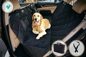 best dog car seat cover for cars trucks convertible waterproof pet back protector covers