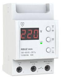 <b>Реле контроля напряжения RBUZ</b> D-63t — купить по выгодной ...