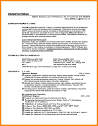 7 Information Technology Resume Examples Paige Sivierart