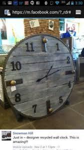made this one on kitchen fork knife spoon wall art french painting with poll huge clocks yes or no