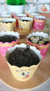 Terdapat dua versi.yang kukus dan yang bakar. Resep Muffin Coklat Ala Breadtalk Resep Neti
