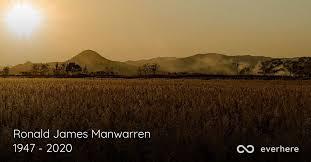 Ronald James Manwarren Obituary (1947 - 2020)   Spencer, Iowa