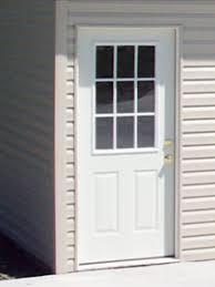 access garage doorsExterior Doors  Morse Lumber