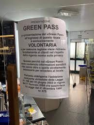 greenpass - Explore