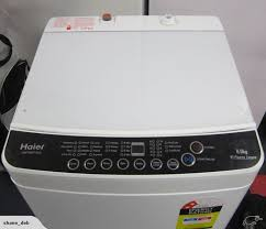 haier 6kg top load washing machine. click to enlarge photo haier 6kg top load washing machine i