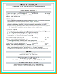 10 Critical Care Nurse Resume Writing A Memo
