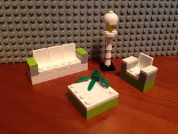 Lego Bedroom Furniture Awesome Lego Modern Living Room Design This Is A Tutorial On How