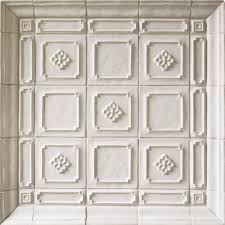 6X6 Decorative Ceramic Tile Talisman Lowitz Company 70