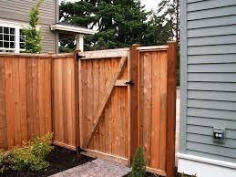 building a wooden gate designs