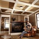 Ceilings with beams