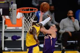 Cp (paul) and book (booker) are. Los Angeles Lakers Lose A Foul Fest Against The Phoenix Suns